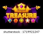 Treasure Logo Banner With...