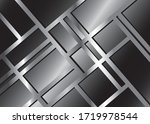 the concept of steel background.... | Shutterstock .eps vector #1719978544