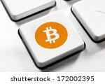 Selective Focus On The Bitcoin...