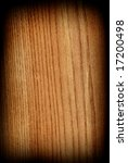 Small photo of fine texture of american elm wood