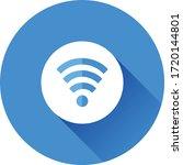 wifi   network button vector...   Shutterstock .eps vector #1720144801