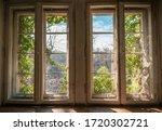 Large Antique Window That Show...