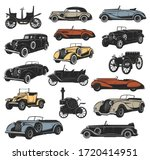 Antique And Rarity Vintage Cars ...