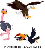 illustration of three birds... | Shutterstock .eps vector #1720441651