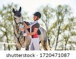 Beautiful Horse Rider Girl...