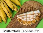 Tapioca With Banana And Cheese...
