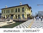 izmir  turkey_08 08 2019 ... | Shutterstock . vector #1720516477