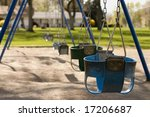 park swings | Shutterstock . vector #17206687