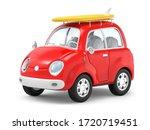 Small Cute Trip Car With...
