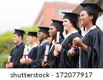 Group Of Multiracial Universit...