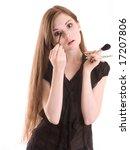 portrait of attractive fresh... | Shutterstock . vector #17207806
