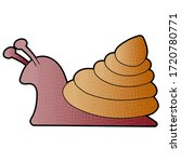 Snail Vector Design. Digital...