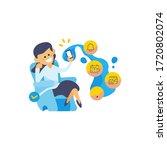 easy check in design vector eps.... | Shutterstock .eps vector #1720802074