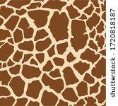 Giraffe Skin In Egg Color...
