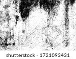 grunge old texture in black and ... | Shutterstock .eps vector #1721093431