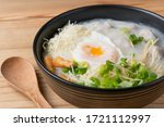 Minced Pork With Boiled Eggs...