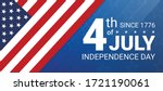4th of july independence day of ... | Shutterstock .eps vector #1721190061