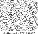 Squiggle Pattern  Seamless...