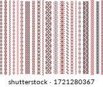 element traditional romanian... | Shutterstock .eps vector #1721280367