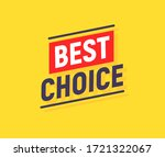 best choice special offer... | Shutterstock .eps vector #1721322067