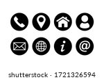 Set Of Website Icon Vector....