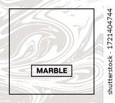 gray marble texture vector... | Shutterstock .eps vector #1721404744