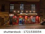 valparaiso  chile february 27 ... | Shutterstock . vector #1721530054
