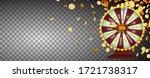 vector illustration spinning... | Shutterstock .eps vector #1721738317