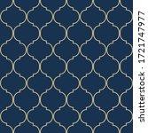 seamless geometric vector... | Shutterstock .eps vector #1721747977