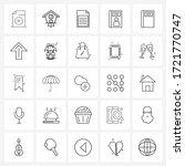 universal symbols of 25 modern...