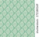 Seamless Pattern Swirls - stock vector