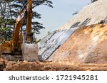 Slope Retention Construction...