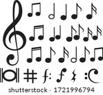 Music Notes  Song  Melody Or...