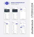 wireframe ui kit for smartphone....