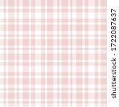 pink plaid  checkered  tartan... | Shutterstock .eps vector #1722087637