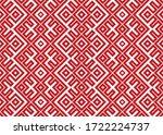 National Knitting Striped...