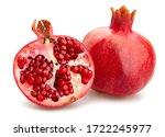 Sliced Pomegranate Path...