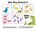 How Many Dinosaurs Do You See ...