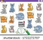 cartoon illustration of find... | Shutterstock .eps vector #1722272707