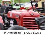 Vintage Tractor Meeting In...