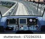 Airport Shuttle Train Driver...