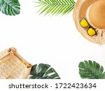 Summer Accessories Concept Fro...