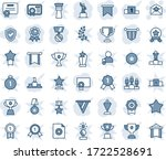 blue tint and shade editable...   Shutterstock .eps vector #1722528691