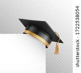 graduate college  high school...   Shutterstock .eps vector #1722538054