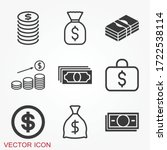 money icon to use in web and...