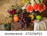 Still Life With Fruits Were...