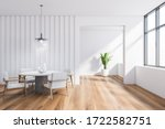 Interior Of Stylish Dining Room ...