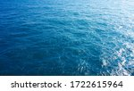 Pure Turquoise Blue Water Of...