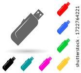 flash card multi color style...
