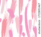 abstract colourful pink hand...   Shutterstock .eps vector #1722851467